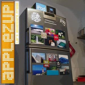 APPLEZUP - lar's adventure fridge - 2007